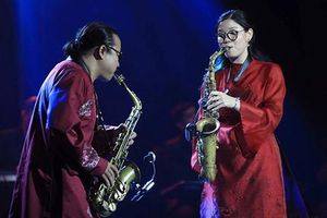 Bản sắc Việt thăng hoa qua âm nhạc đương đại