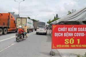 Khẩn trương hướng dẫn thống nhất về vận tải hàng hóa vùng có dịch