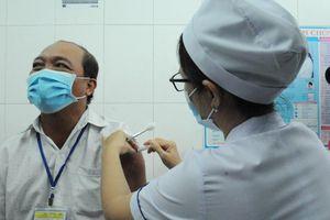 Thử nghiệm lâm sàng giai đoạn 2 vaccine ngừa Covid-19 cho 300 tình nguyện viên tại Long An