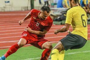 Trọng Hoàng: 'Mục tiêu lọt vào vòng loại thứ 3 World Cup 2022'