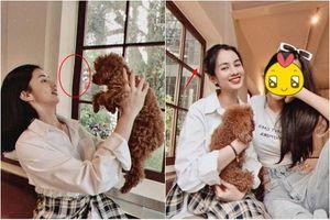 Gái xinh An Giang bị chính fan soi bằng chứng bóp ảnh lố tay
