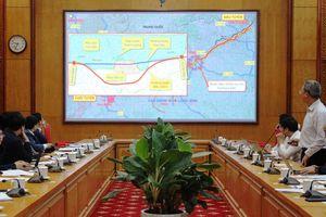 Cao Bằng: Họp Ban chỉ đạo Dự án đường cao tốc Đồng Đăng - Trà Lĩnh