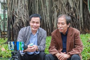 Bất ngờ chương trình 'Livestream' Ngày Thơ Việt Nam