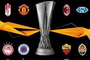 16 đội bóng chính thức lọt vào vòng 1/8 Europa League