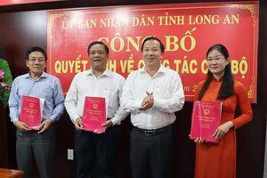Ông Đặng Hoàng Tuấn làm Giám đốc Sở Giao thông vận tải Long An