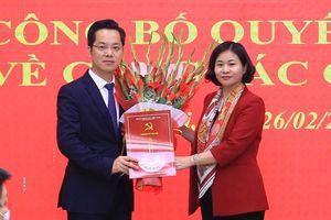 Hà Nội: Chánh Văn phòng UBND thành phố làm Bí thư quận Hoàn Kiếm