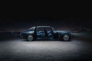 Rolls-Royce Phantom Tempus lấy cảm hứng từ thời gian, vũ trụ và Einstein