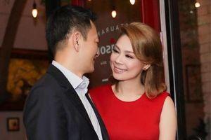 Ca sĩ Thanh Thảo gửi lời chúc mừng sinh nhật ông xã Tom Han