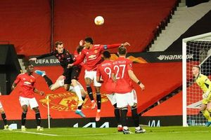 MU dễ dàng đoạt vé vào vòng 1/8 Europa League
