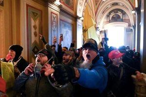 Người ủng hộ ông Trump 'muốn làm nổ tung tòa nhà Quốc hội Mỹ'