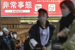 Nhật dỡ bỏ sớm tình trạng khẩn cấp vì Covid-19 tại 6 tỉnh