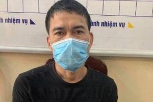 Truy bắt 'nóng' gã trộm xe SH lúc nửa đêm