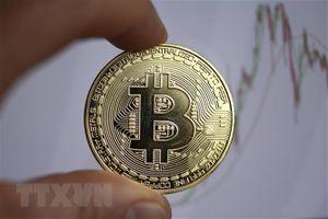 Giá trị đồng tiền Bitcoin giảm thấp nhất trong 2 tuần qua