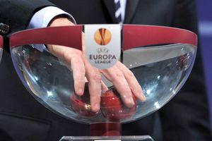 Tối 26/2 sẽ diễn ra lễ bốc thăm vòng 1/8 Europa League