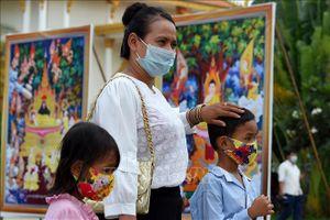 Campuchia khẩn cấp cứu trợ cho học sinh vùng biên giới