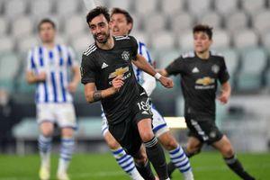 Kết quả trận MU vs Real Sociedad, lượt về vòng 1/16 Europa League