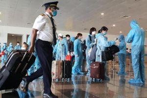 Sắp có 13 chuyến bay đưa người Việt hồi hương tránh dịch