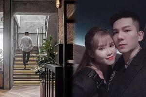 Misthy đến nhà thăm vợ chồng Khởi My, hé lộ căn penthouse tiền tỉ của đôi vợ chồng trẻ