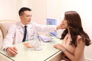 Ngỡ ngàng trước vẻ điển trai như tài tử xứ Hàn của bác sĩ thẩm mỹ m82 Hà Thành