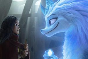 Siêu phẩm hoạt hình Disney - 'Raya and the Last Dragon' tung ca khúc nhạc phim chính thức