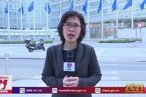 EU thúc đẩy chiến dịch tiêm chủng ngừa COVID-19
