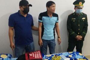 Bắt đối tượng cầm đầu đường dây ma túy xuyên biên giới ở tỉnh Quảng Bình