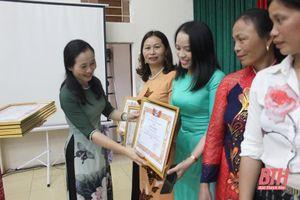 Tuyên truyền ngày Quốc tế phụ nữ gắn với chủ đề công tác năm 2021 của các cấp hội phụ nữ