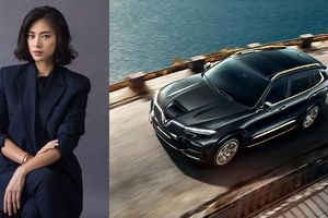 'Đả nữ' Ngô Thanh Vân nhận xe VinFast President trị giá 5 tỷ đồng