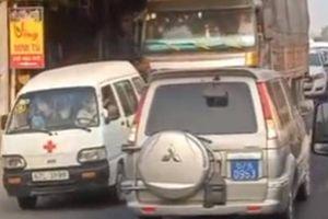 Giám đốc Công an An Giang nói gì vụ xe biển xanh đi ngược chiều?