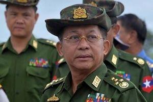 Anh áp lệnh trừng phạt Tổng tư lệnh quân đội Myanmar