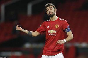 Hòa Sociedad, Man Utd thẳng tiến tại Europa League