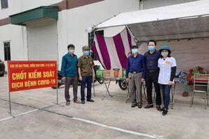 Nữ cán bộ y tế gặp tai nạn, thiệt mạng trên đường đi trực chốt chống dịch