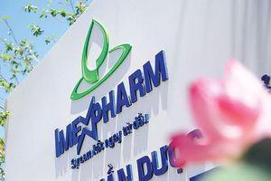 Imexpharm (IMP) đặt kế hoạch lợi nhuận năm 2021 tăng 13,5% lên 290 tỷ đồng