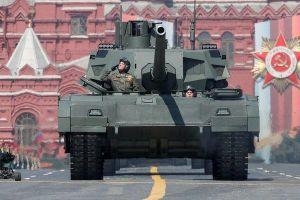 Nga công bố tính năng đỉnh cao chưa từng được biết đến của T-14 Armata