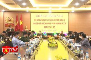 Đảm bảo tuyệt đối an toàn cho bầu cử đại biểu Quốc hội và HĐND các cấp TP Hà Nội