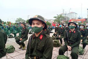 Huyện Gia Lâm có 40 công dân thực hiện nghĩa vụ tham gia Công an nhân dân