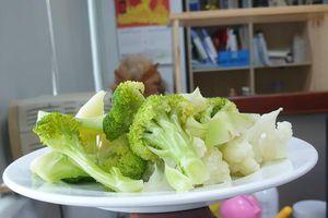 Vì sao khi cảm cúm nên ăn bông cải xanh?