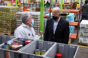 Tổng thống Biden đến Texas sau bão tuyết lịch sử