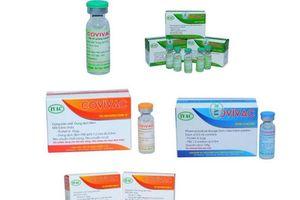 Nhận tài trợ 20 tỷ đồng nghiên cứu thử nghiệm lâm sàng vaccine Covivac