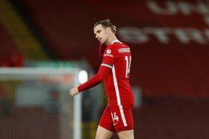 Đội trưởng Liverpool dính chấn thương nặng, nghỉ 5 tuần