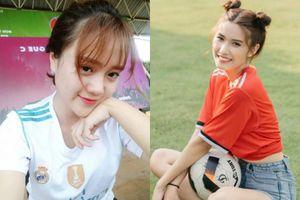 Dàn nữ streamer Việt đẹp khỏe khoắn cùng trái bóng tròn