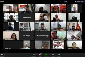 Thúc đẩy hợp tác kinh doanh đầu tư giữa doanh nghiệp nhỏ và vừa Việt Nam-Ấn Độ