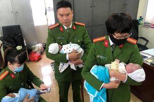 Triệt phá đường dây bán trẻ em sang Trung Quốc
