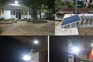 Thực hư chuyện dùng đèn năng lượng để tiết kiệm điện