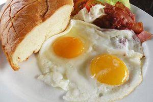 Ăn một quả trứng gà vào bữa sáng lợi ích không ngờ!