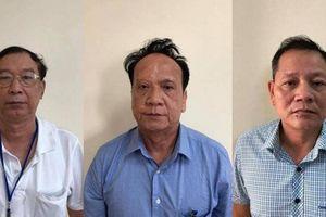 Nguyên Cục trưởng Cục Thuế tỉnh Bình Dương và 2 cán bộ cấp dưới bị bắt