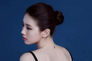 Dân mạng phát sốt vì Suzy lộ hình xăm trong ảnh mới