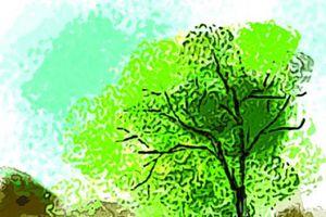 Mùa Giêng xanh