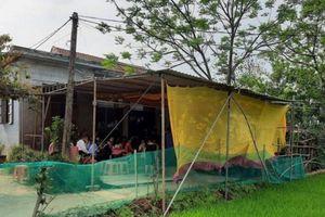Tiếng khóc bi ai trong đám tang nữ sinh bị ô tô tông tử vong ở Quảng Trị
