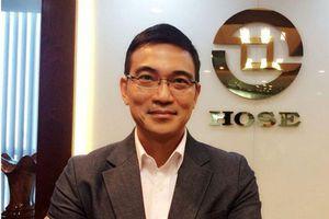 Con đường tiến thân của tân Tổng Giám đốc HoSE Lê Hải Trà